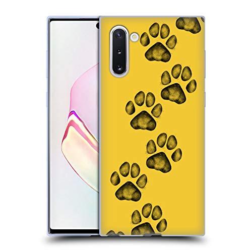 Head Case Designs Licenciado Oficialmente Marta Olga Klara Mok Lindas Patas Gráficos Carcasa de Gel de Silicona Compatible con Samsung Galaxy Note10 / 5G