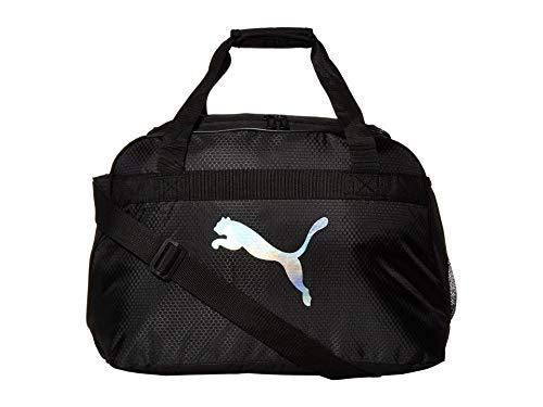 PUMA Defiance Duffel Bag, Black, OS