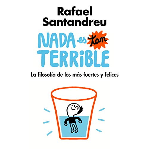Nada es tan terrible [Nothing Is so Terrible] audiobook cover art