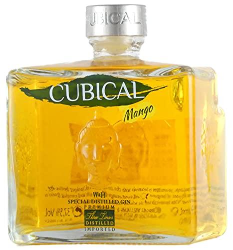 キュービカル マンゴー ジン 37.5度 700ml スペイン [並行輸入品]
