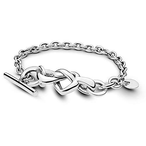 Pandora Cadena pulsera Mujer plata - 598100-18