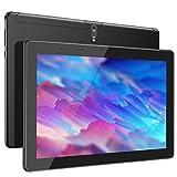 タブレット 10インチAndroid 10.0タブレット 1080P IPSフルHDタッチスクリーン 2.4 5G WiFi Bluetooth 5.0 1.6 GHzクアッドコアプロセッサ 3 GB RAM 32 GBストレージスペース 6000mAhバッテリー メタルボディ