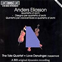 Eliasson: String Quartets by Tale Quartet (1994-10-12)