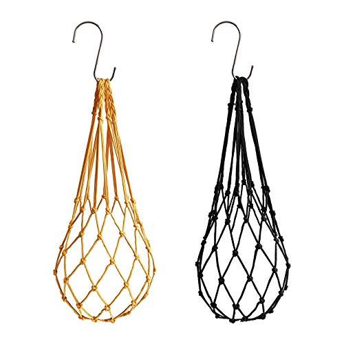 Icymate 2 Pack Chicken Veggies Skewer Treat Snack Holder for Hens, Hanging Feeder Toy Coop for Hens Goose Duck Large Birds