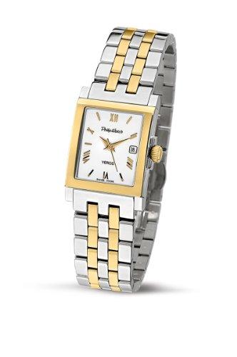 Philip Watch Tradition R8253427517 - Reloj de Mujer de Cuarzo, Correa de Acero Inoxidable Color Plata