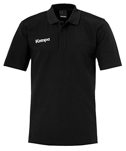 FanSport24 Kempa Handball Classic Poloshirt Herren schwarz Größe XL