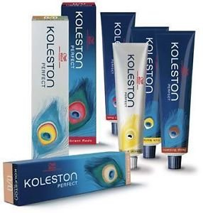 wella koleston perfect-60ml 7/43 mittelblond rot-gold