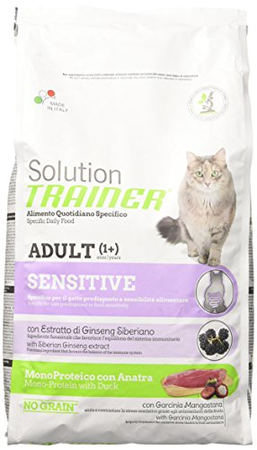 Trainer Solution Cat Sensitive Alimenti Gatto Secco Premium