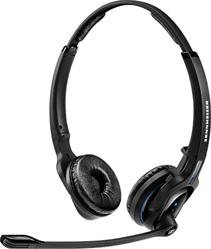EPOS SENNHEISER IMPACT MB Pro 2 Stereo Bluetooth Mobile Headset inkl. USB-Ladekabel