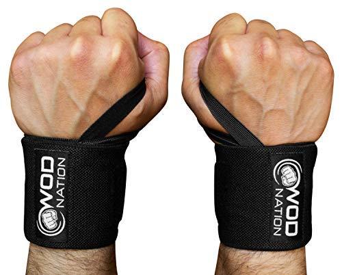 WOD Nation Wrist Wraps Weightlifting