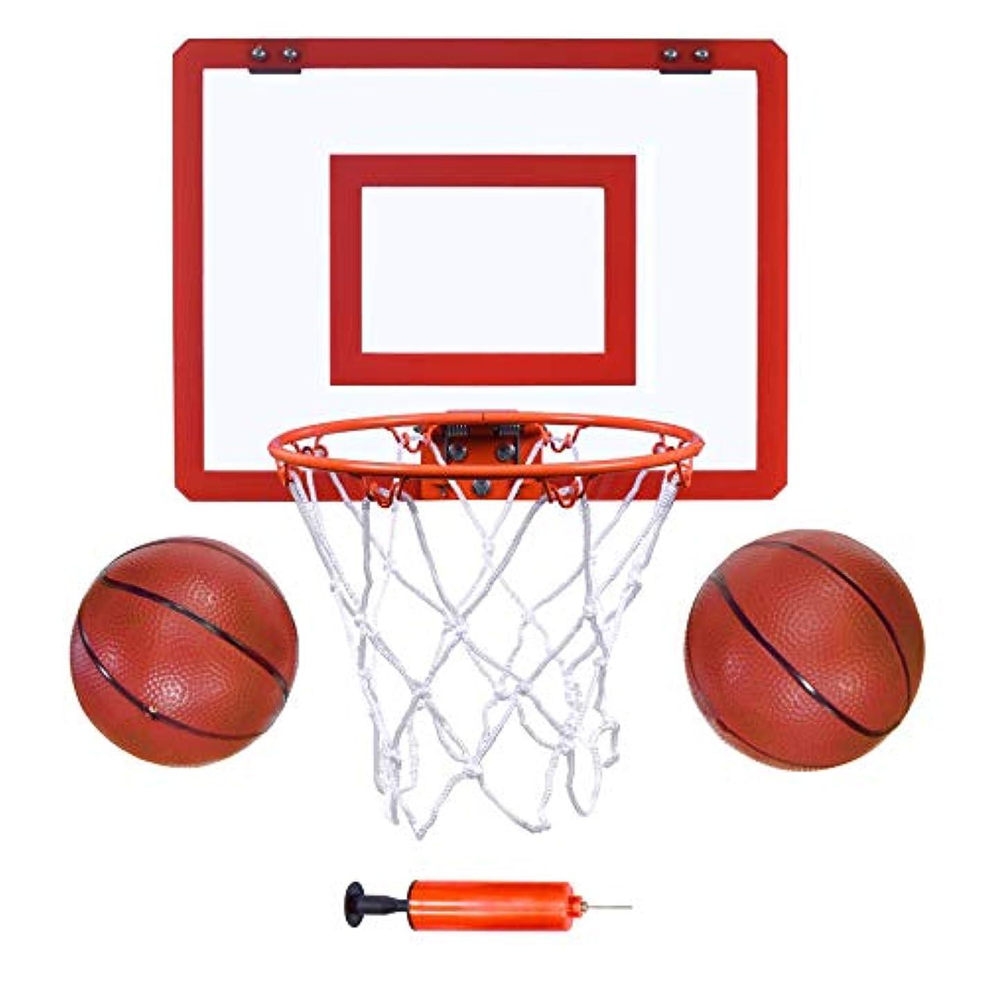 Indoor Mini Basketball Hoop and Balls 16