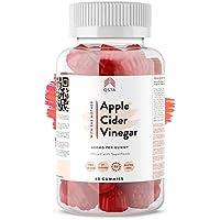 Keto Gummies de Vinagre Sidra Manzana Organico 1200mg (30 DIAS) con Madre - 100% organico, Quemagrasas potente para adelgazar y rapido - Mejora Piel, Digestión, Energía, Detox + B12 + B6 + B9 +MEDICOS