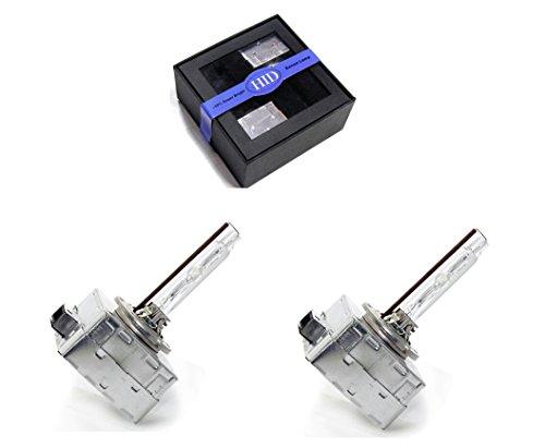 Ampoules Xénon D1S Premium 5500K Super Bright - Haut de Gamme