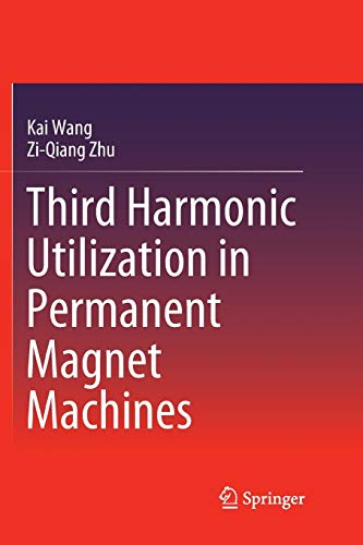 Third Harmonic Utilization in Permanent Magnet Machines