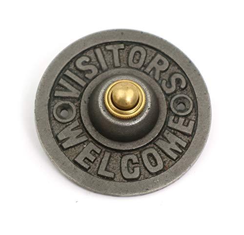 Türklingel, Gusseisen, 80 mm Durchmesser