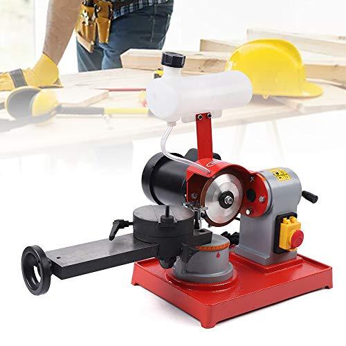 Berkalash 220V 370W Sägeblatt Schleifmaschine, Sägeblattschärfgerät Kreissägeblatt Water Injection Schärfmaschine für 80-700mm