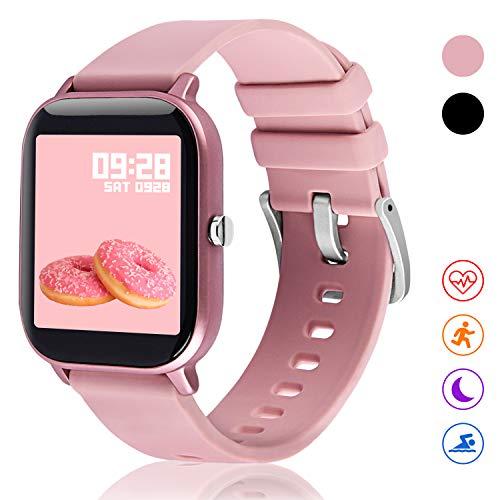 Fullmosa Smartwatch für Damen 1.4