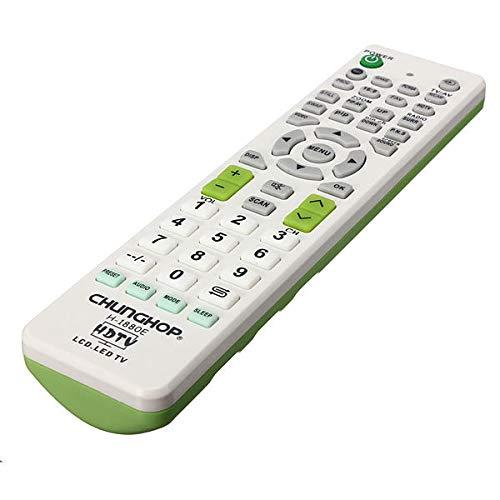 CHUNGHOP H-1880E - Mando a Distancia Universal para televisor LED/LCD: Amazon.es: Electrónica