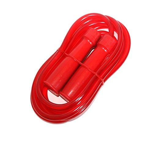 Twins special Muay Thai Boxing Corda per saltare corda per saltare/colore: rosso