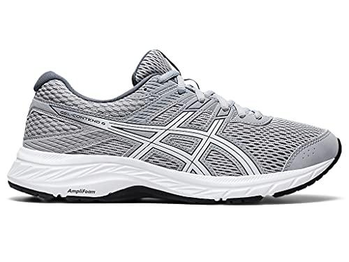 ASICS Women s Gel-Contend 6 Running Shoes  8.5  Sheet Rock/White