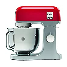 Kenwood kMix Picasso Stand Mixer 1000W -Red KMX750RD