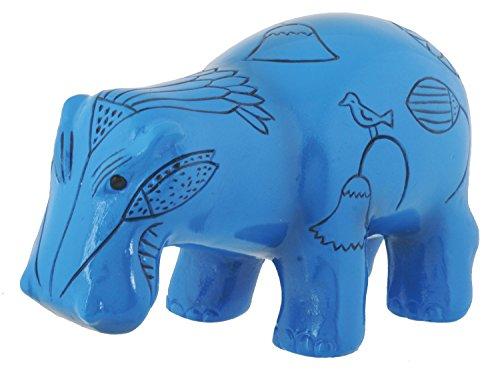Hippopotamus Hippo Collectible Figurine