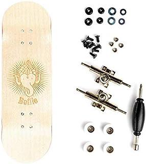 Bollie New Shape Mini-logo, vingerboardset, maten