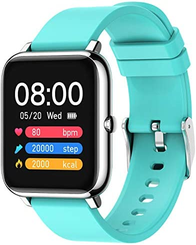 iKX Reservation Smart Watch Fitness Tracker for 1.4
