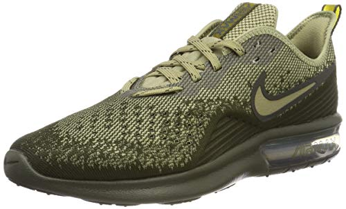 Nike Air Max Sequent 4 Cargo Khaki/Neutral Olive/Peat Moss 11.5