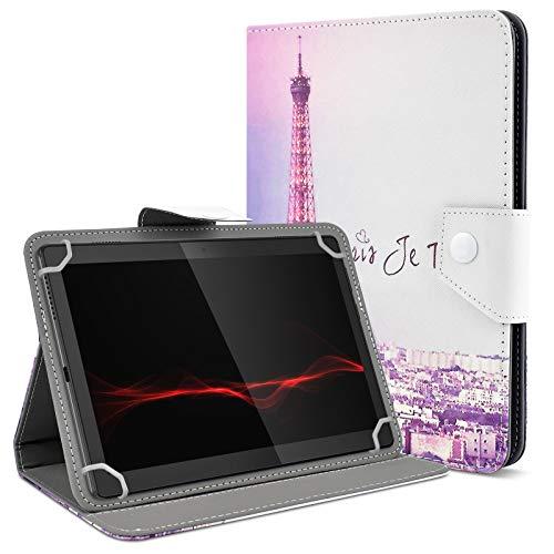 KATUMO Funda Universal Tablet 8 Pulgadas Carcasa para Samsung Galaxy Tab S2 8.0, Huawei Mediapad M3 Lite T3 8.0, Lenovo Tab M8, Lenovo Tab M4 8.0