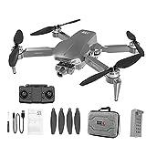 Runsmooth Mini dron con cámara 4K anti-shake Drone con cámara profesional Drone cámara estabilizada mando a distancia, posicionamiento GPS, Surround de punto fijo