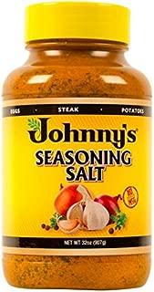 Johnny's Seasoning Salt, 32-ounce