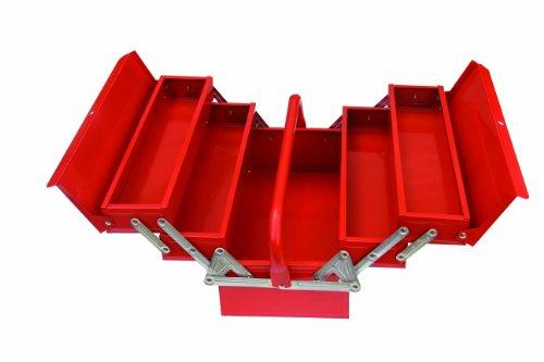 cassetta attrezzi ferro Domus CPM05 Cassetta Portautensili in Metallo a 5 Scomparti