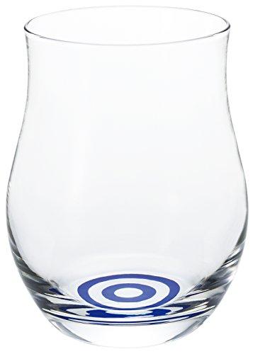 アデリア 日本酒グラス クリア 220ml 利き猪口 味わいグラス 1個箱入 日本製 6555