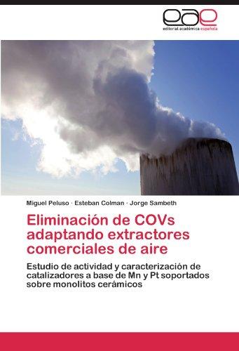 Eliminacion de Covs Adaptando Extractores Comerciales de Aire