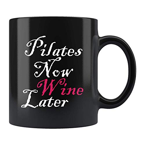 Taza de Pilates, regalos de Pilates, taza de instructor de Pilates, regalos...