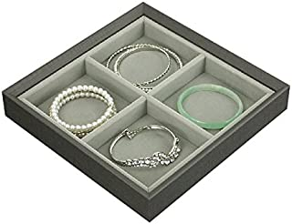 Stacking Jewellery Organiser 4 Section