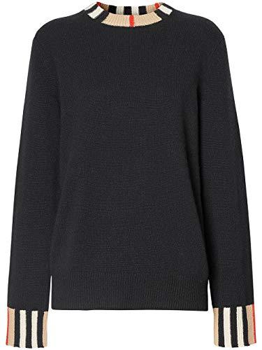 Luxury Fashion | Burberry Dames 8008939 Zwart Kasjmier Truien | Lente-zomer 20