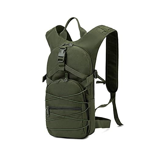 QIANJINGCQ nueva bolsa de montar al aire libre mochila táctica portátil al aire libre que acampa camuflaje impermeable Oxford tela pequeña mochila bolsos gran oferta