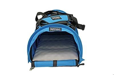 STURDI PRODUCTS Bag Pet Carrier, Large, Blue Jay