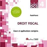 Droit fiscal DCG 4