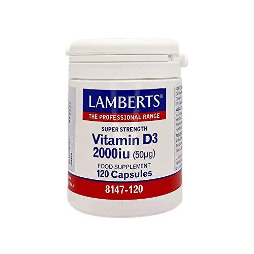 Lamberts Vitamina D3 2000ui 50 g