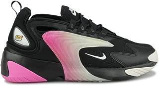 Nike Women's Zoom 2K Black/White-China Rose
