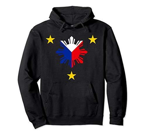 Philippine Flag Hoodies - Philippines Sun and Star Hoodies