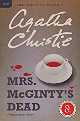 Cover of Mrs. McGinty's Dead
