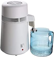 Distilled Water Machine, Safe Health Water Distiller RVS Huishoudelijk/Commercieel/Lab Met Water Distiller 110V / 220V