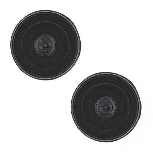 2 x DL-pro Kohlefilter für Bosch 11005728 DHZ2701 Whirlpool 484000008636 E233 AEG Electrolux 9029800472 Dunstabzugshaube