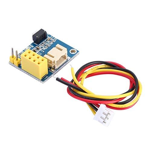 ESP8266 ESP-01 ESP-01S WS2812 RGB LED-Licht-Controller-Modul für IDE WS2812 Light Ring Smart Electronic DIY - Blau