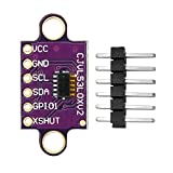 Gowoops VL53L0X Time-of-Flight (ToF) Laser Ranging Sensor Breakout 940nm GY-VL53L0XV2 Laser Distance Module I2C IIC