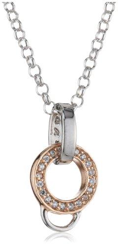 s.Oliver Jewels Damen-Charmskette 925 Sterling Silber 466530
